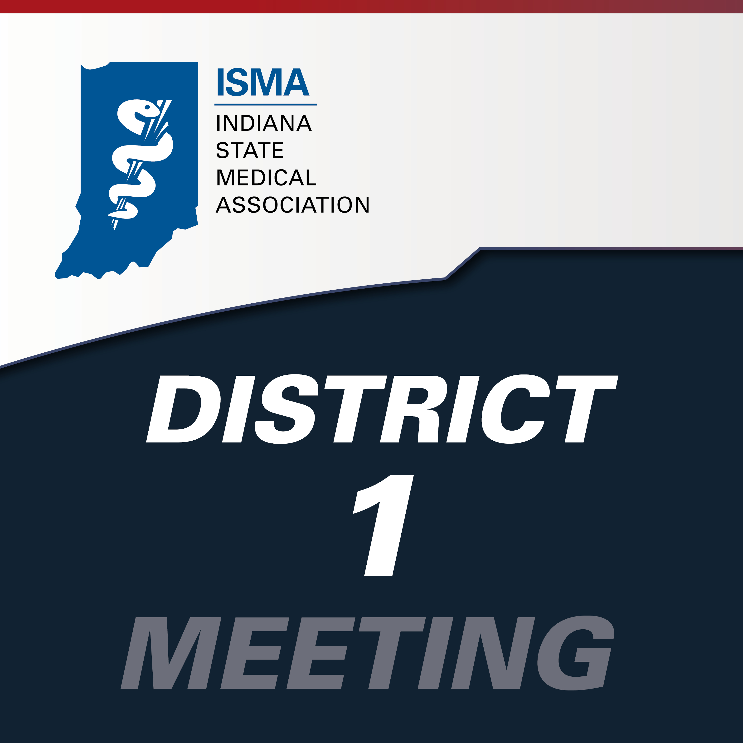 2021 ISMA District 1 Virtual Meeting